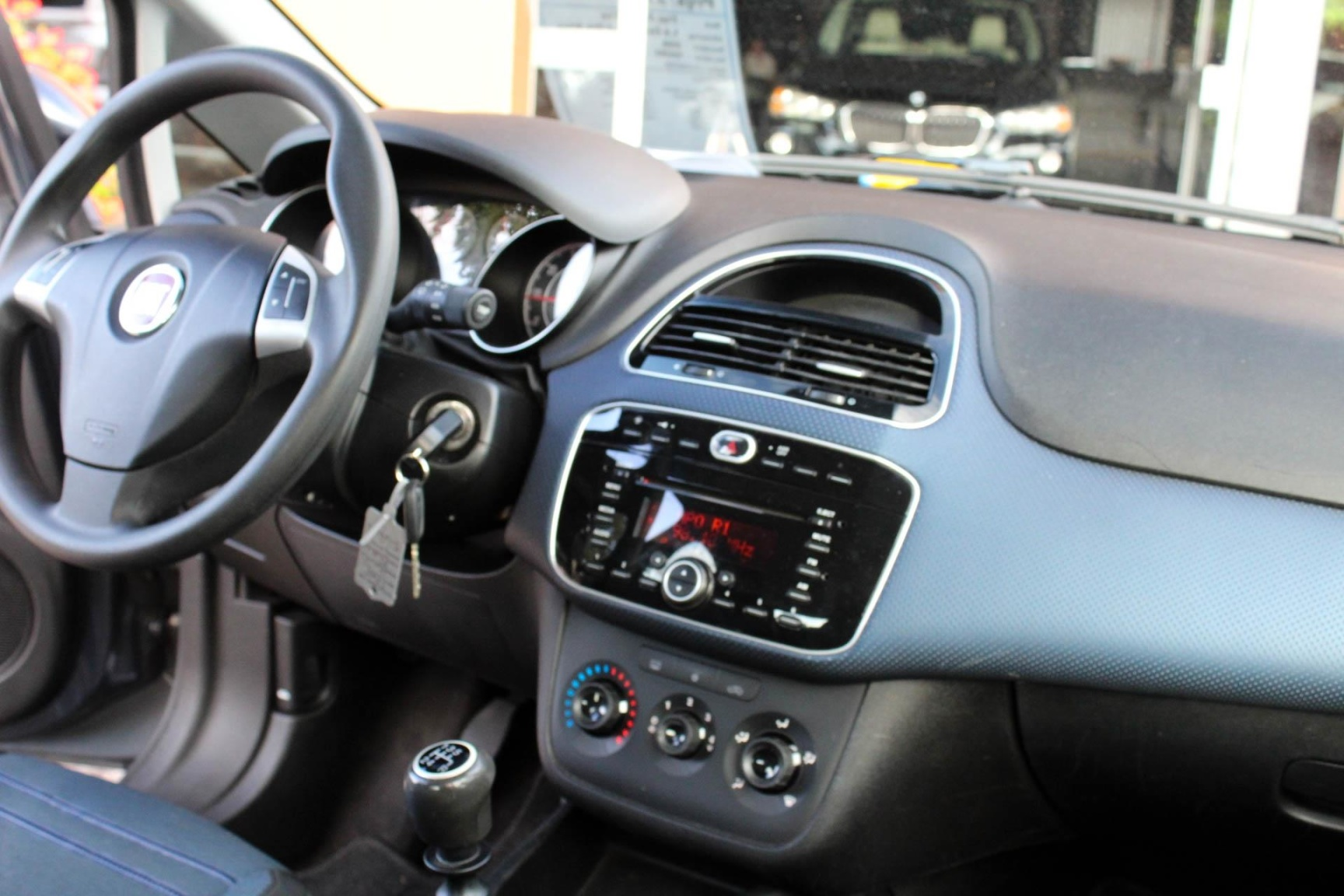 Fiat-Punto Evo-7
