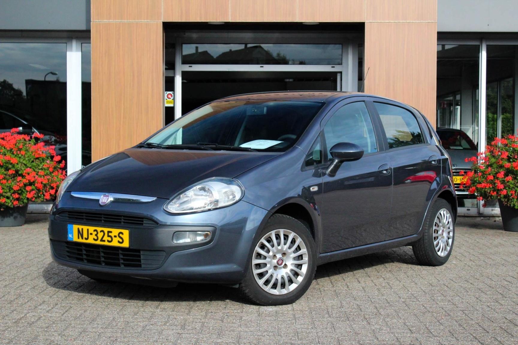 Fiat-Punto Evo-0